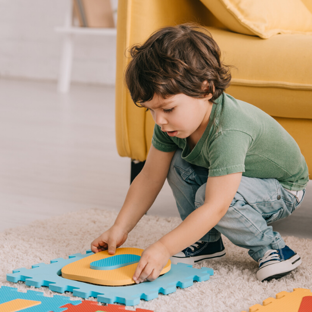 5 Tips For a Safe & Fun Sensory Play Area