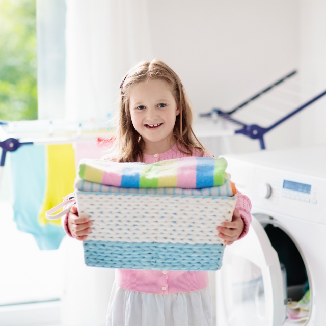 Practical Tips for Teaching Kids with Autism How to Help with Household Chores
